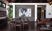 Dining Area - Villa Naga Putih - Ubud, Bali