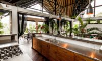 Kitchen Area - Villa Naga Putih - Ubud, Bali