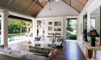 Indoor Living Area - Villa Nalina - Seminyak, Bali