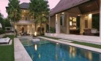 Outdoor Area - Villa Nalina - Seminyak, Bali