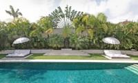 Gardens and Pool - Villa Nalina - Seminyak, Bali