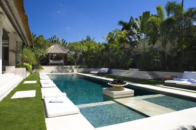 Pool - Villa Nalina - Seminyak, Bali