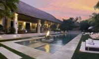 Swimming Pool - Villa Nalina - Seminyak, Bali
