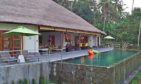 Pool Side - Villa Nature - Ubud, Bali