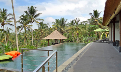 Swimming Pool - Villa Nature - Ubud, Bali