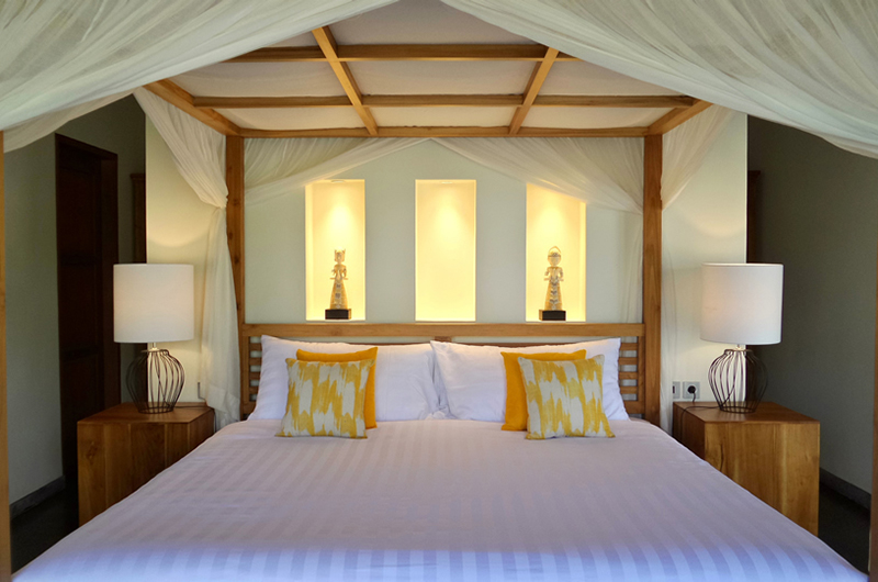 Four Poster Bed - Villa Nature - Ubud, Bali