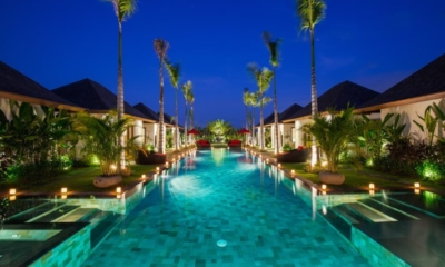 Night View - Villa Naty - Umalas, Bali