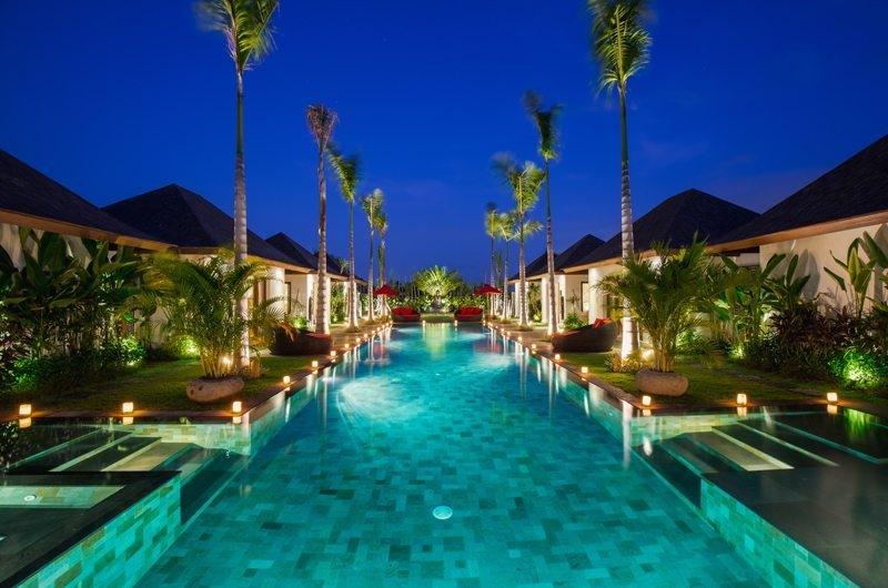 Night View - Villa Naty - Umalas, Bali