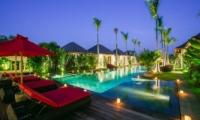 Swimming Pool - Villa Naty - Umalas, Bali