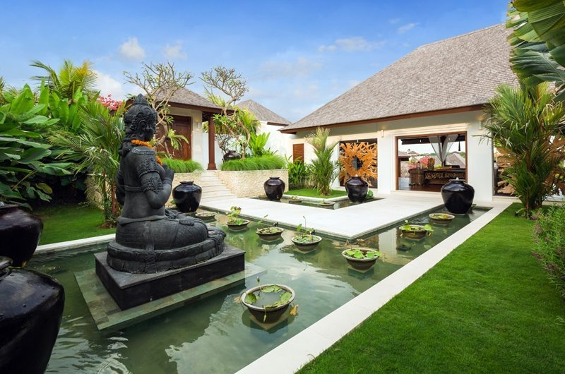 Outdoor Area - Villa Naty - Umalas, Bali