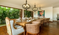 Dining Area - Villa Naty - Umalas, Bali