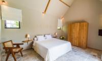 Spacious Bedroom - Villa Nehal - Umalas, Bali