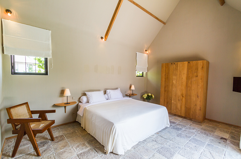 Spacious Bedroom - Villa Nehal - Umalas, Bali