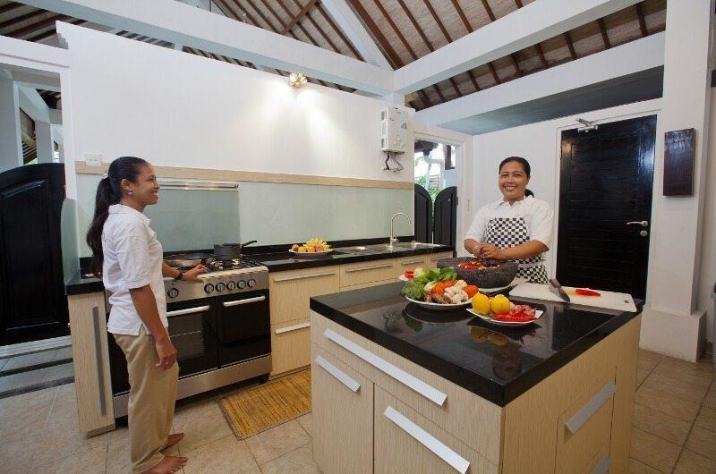 Kitchen Area - Villa Noa - Seminyak, Bali