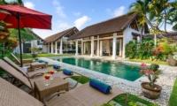 Reclining Sun Loungers - Villa Noa - Seminyak, Bali
