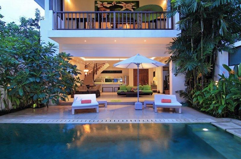 Sun Beds - Villa Novaku - Seminyak, Bali