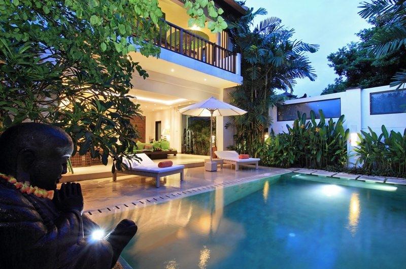 Pool - Villa Novaku - Seminyak, Bali