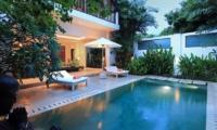 Pool Side - Villa Novaku - Seminyak, Bali