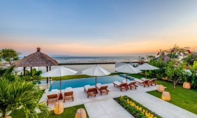 Pool with Sea View - Villa Oceana - Candidasa, Bali