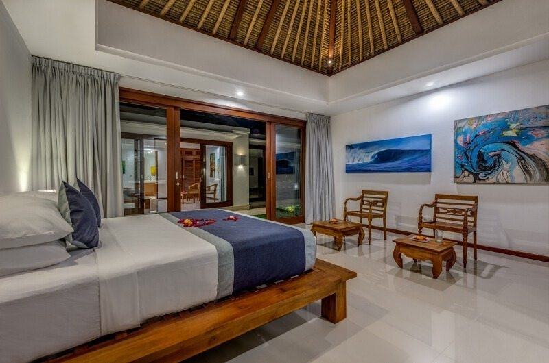 Bedroom with View - Villa Oceana - Candidasa, Bali