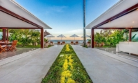 Pathway - Villa Oceana - Candidasa, Bali