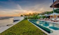 Pool Side - Villa Oceana - Candidasa, Bali