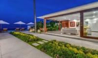 Outdoor Area - Villa Oceana - Candidasa, Bali