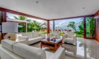 Living Area - Villa Oceana - Candidasa, Bali