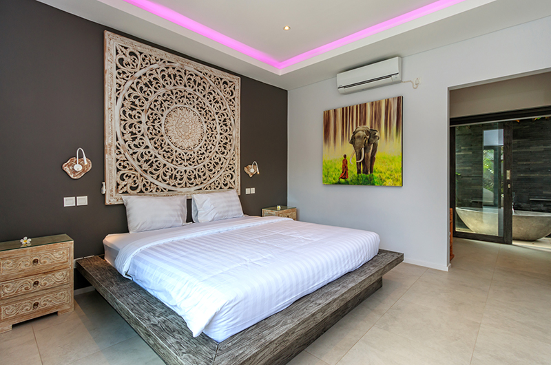 Bedroom - Villa Ohana - Kerobokan, Bali
