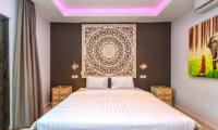 King Size Bed - Villa Ohana - Kerobokan, Bali