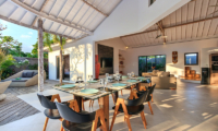 Dining Area - Villa Ohana - Kerobokan, Bali