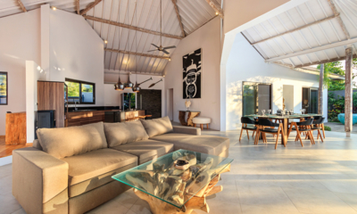Indoor Living Area - Villa Ohana - Kerobokan, Bali