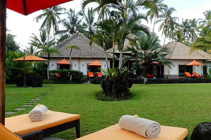 Gardens - Villa Orchids - Ubud, Bali