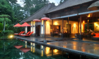 Pool Side - Villa Orchids - Ubud, Bali