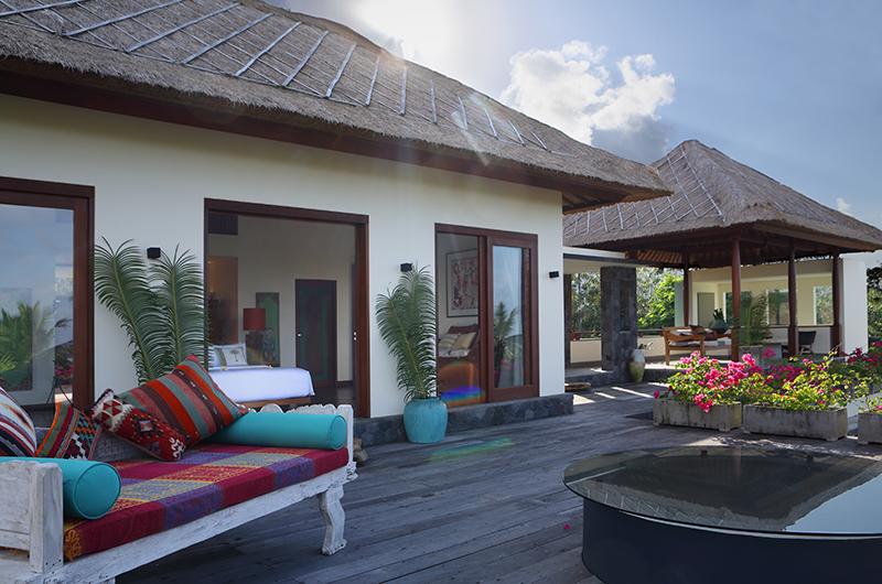 Open Plan Seating Area - Villa Palem - Tabanan, Bali