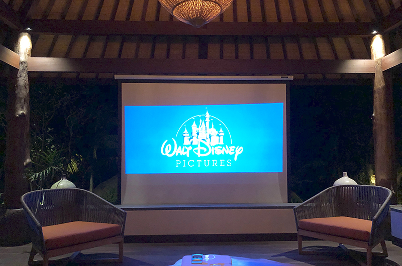 Entertainment Area - Villa Palem - Tabanan, Bali