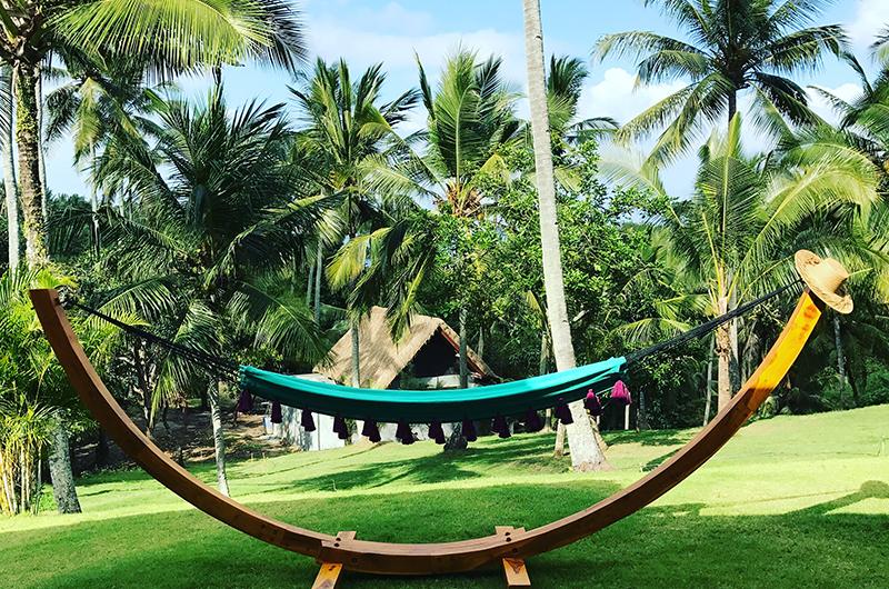 Outdoor Swing - Villa Palem - Tabanan, Bali