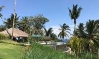 Gardens and Pool - Villa Palem - Tabanan, Bali