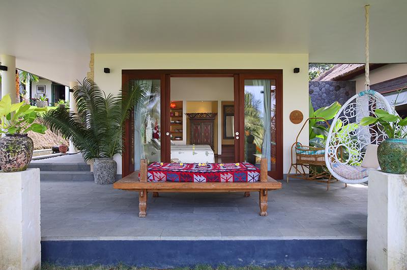 Outdoor Seating Area - Villa Palem - Tabanan, Bali