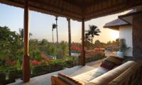 View from Balcony - Villa Palem - Tabanan, Bali