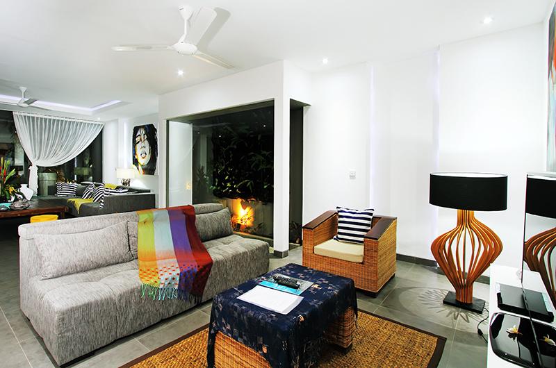 Lounge Area - Villa Paloma Seminyak - Seminyak, Bali