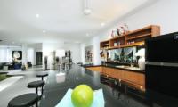 Kitchen Area - Villa Paloma Seminyak - Seminyak, Bali