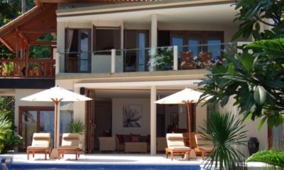 Outdoor View - Villa Pantai - Candidasa, Bali