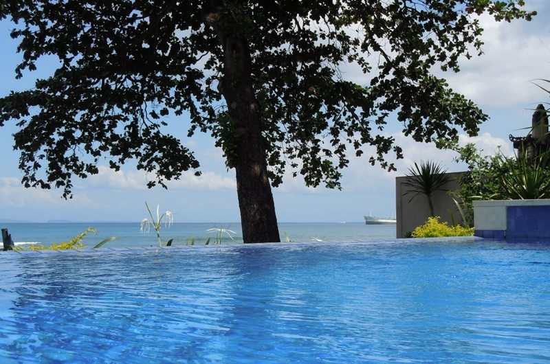 Swimming Pool - Villa Pantai - Candidasa, Bali