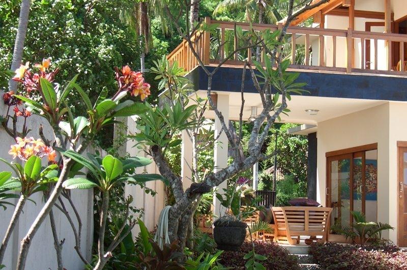 Outdoor Area - Villa Pantai - Candidasa, Bali