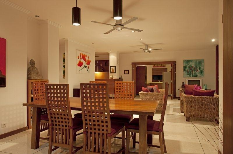 Dining Area - Villa Pantai - Candidasa, Bali