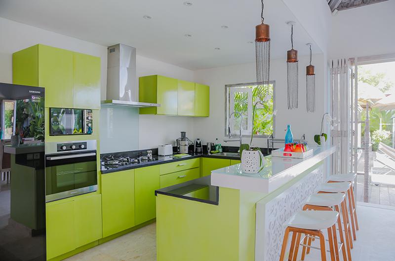 Kitchen Area - Villa Paraiba - Seminyak, Bali
