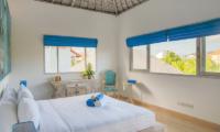 Bedroom with View - Villa Paraiba - Seminyak, Bali