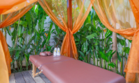 Open Plan Spa - Villa Paraiba - Seminyak, Bali