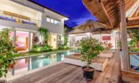Pool Side - Villa Paraiba - Seminyak, Bali